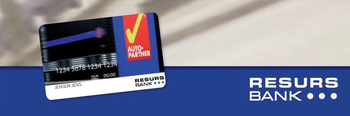 Få rentefri kredit med et autopartner kort