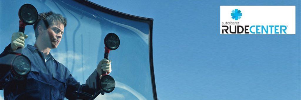 Udskiftning af forrude - K2 biler i Ballerup