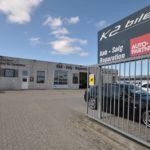 K2 Biler autoværksted i Ballerup