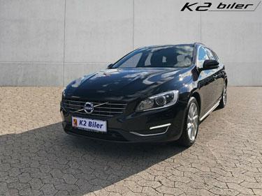 Volvo V60 til salg hos K2 Biler - autoværksted i Ballerup