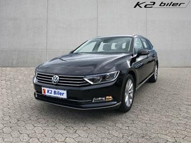 VW Passat 2,0 - brugte biler til salg hos K2 Biler i Ballerup