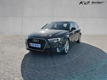 Audi A3 - Brugte biler til salg hos K2 Biler Autoværksted i Ballerup