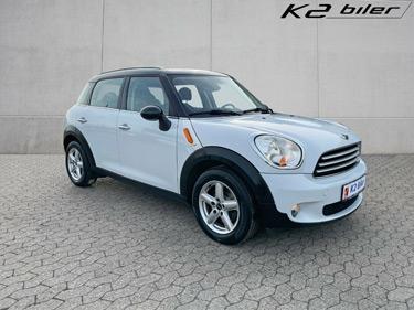 Mini Cooper Countryman - Brugte biler til salg hos K2 Biler Autoværksted i Ballerup