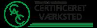 K2 biler er et CAC certificeret værksted